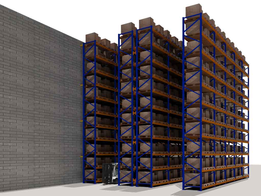 Pallet Racking Systems - Arab Mechanical Engineers for